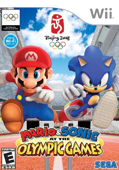 Descargar Mario And Sonic At The Olympic Games [English] por Torrent